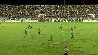 Corumbaense se classifica às semifinais do Sul-Mato-Grossense - No sábado (8), o Corumbaense enfrentou o União ABC, partida que valia a classificação para as semifinais do estadual. O Carijó conseguiu a classificação, mas não foi fácil.