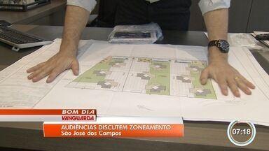 São José realiza série de audiências públicas sobre mudanças no zoneamento - Intenção é discutir problemas em 26 áreas onde a Justiça suspendeu a Lei de Zoneamento.