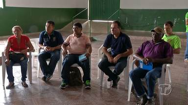 Sindicato de trabalhadores rurais promove discussão para criação de fórum metropolitano - Agricultura familiar é principal base da alimentação na região.