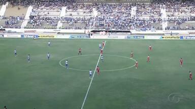 CRB continua na liderança ao lado do ASA, próximo adversário no hexagonal - No clássico, o Galo não conseguiu converter a posse de bola em gols.