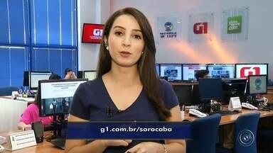 Confira os destaques do G1 de Sorocaba e Jundiaí com Mayara Corrêa - Veja quais são os destaques do G1 de Sorocaba de Jundiaí com a repórter Mayara Corrêa.