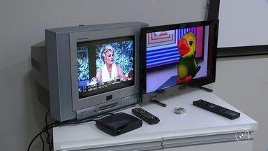 A partir de 27 de setembro sinal analógico da TV será desligado na região de Sorocaba - A partir de 27 de setembro, o sinal analógico da TV será desligado na região. A determinação é do Ministérios das Comunicações. Você vai ter em casa apenas o sinal digital, com melhor qualidade de som e imagem. Confira os detalhes.