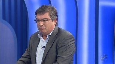 Daniel Alonso avalia os 100 primeiros dias como prefeito de Marília - O prefeito de Marília (SP), Daniel Alonso, faz uma balanço sobre os seus 100 dias a frente do governo da cidade.