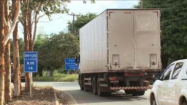 Polícia Rodoviária lança no MA campanha de combate à sonolência ao dirigir - Problema está entre as principais causas de acidentes envolvendo motoristas profissionais, como os caminhoneiros.