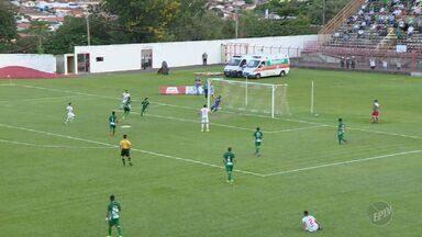 Mogi Mirim vence o Guarani em casa pela série A2 do Paulista - Partida terminou em um a zero.