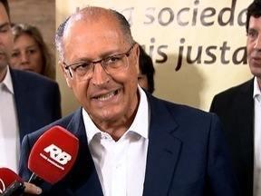 Governador Geraldo Alckmin é citado em delação por receber 'caixa dois' - Executivos da Odebrecht alegaram dar milhões de reais para campanhas do Estado.
