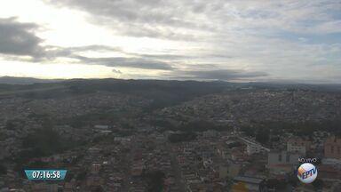Confira a previsão do tempo para esta quinta-feira (13) no Sul de Minas - Confira a previsão do tempo para esta quinta-feira (13) no Sul de Minas