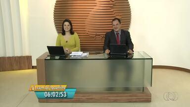 Confira os destaques do Bom Dia Tocantins desta quinta-feira (13) - Confira os destaques do Bom Dia Tocantins desta quinta-feira (13)