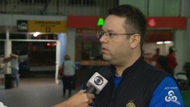 Mais de 20 mil devem sair de Manaus pelas estradas no feriado de Páscoa, diz Arsam - Operação para fiscalizar transporte rodoviário intermunicipal no ferido inicia nesta quinta-feira (13).