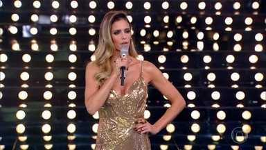 Regina Navarro e convidados comentam o nu - O nu sempre foi uma marca do programa