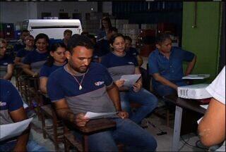 Iniciativa leva a indústrias a chance do funcionário concluir ensino fundamental e médio - Veja com Darlene Barbosa.