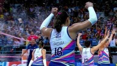 Rio de Janeiro e Osasco fazem a final da Superliga feminina pela 11ª vez - Rio de Janeiro e Osasco fazem a final da Superliga feminina pela 11ª vez