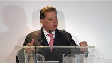 Ex-executivos da Odebrecht relatam caixa dois para campanhas de Perillo - Governador de Goiás teria recebido R$ 10 milhões no total. Delator diz que Marconi Perillo sabia que doações eram caixa dois.