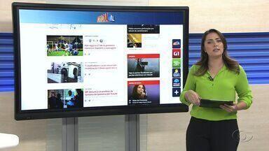 Confira as principais notícias do G1 Alagoas desta quinta-feira - A repórter Carolina Sanches traz mais informações sobre o portal.