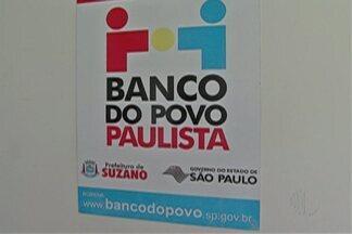 Banco do Povo oferece serviços para empreendedores de Suzano - Somente em 2017, Banco já liberou R$ 122 mil para os empreendedores da cidade.