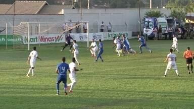 Paracatu e Ceilândia empatam no duelo de ida da semifinal do Candangão - Confira os gols da partida.