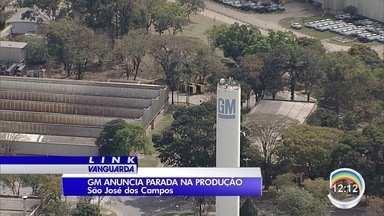 Sem acordo por layoff, GM concede folgas para frear produção na fábrica em S. José - Montadora diz que adotou 'day off' como alternativa para à suspensão dos contratos de trabalho.