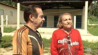 Moradores do povoado Lagoinha zona rural de Teresina reclamam da falta de segurança - Moradores do povoado Lagoinha zona rural de Teresina reclamam da falta de segurança