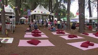 Piquenique anima o Parque da Cidade - Piquenique anima o Parque da Cidade.