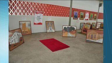 Festa de São Marcos tem programação cultural em Nova Venécia, ES - Santo é padroeiro da cidade.
