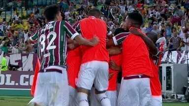Fluminense vence o Vasco por 3 a 0 e vai disputar a final do Campeonato Carioca - Fluminense vence o Vasco por 3 a 0 e vai disputar a final do Campeonato Carioca