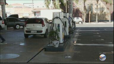 Preço dos combustíveis sobe nos postos de Araraquara - Aumento foi anunciado na semana passada pela Petrobras e já é sentido pelo consumidor.