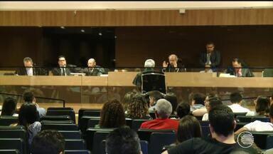 Acusado de mandar matar o Deputado é julgado 30 anos depois do crime - Acusado de mandar matar o deputado estadual Francisco Abraão é julgado 30 anos depois do crime