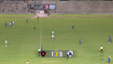 Botafogo vence Atlético de Cajazeiras e está na final do Campeonato Paraibano - Veja como foi a partida.