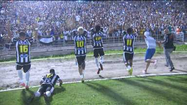 Treze empata com o Campinense e garante vaga na final do Campeonato Paraibano - Veja como foi a partida.