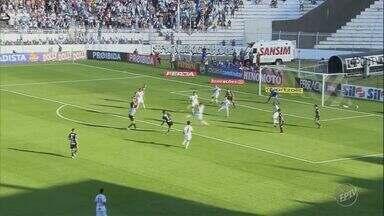 Ponte Preta se reapresenta nesta terça-feira após derrota na 1ª partida da final - Corinthians venceu por 3 a 0 no domingo. Agora, Macaca precisa de 3 gols de diferença para disputar título nos pênaltis.