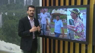 Artistas e vendedores ganham a vida nos semáforos da fronteira - Conhecemos os artistas e vendedores que oferecem seus serviços nas esquinas de Foz do Iguaçu.