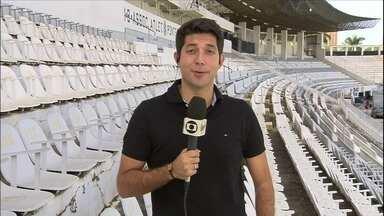 Ponte Preta se reapresenta de olho na decisão de domingo, contra o Corinthians - Ponte Preta se reapresenta de olho na decisão de domingo, contra o Corinthians