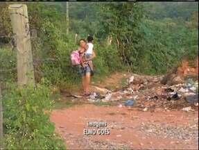 Moradores do bairro São José enfrentam problemas com as chuvas e o lixo acumulado - Saiba mais em g1.com.br