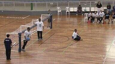 Conheça os campeões do Regional Sudeste 2 de Goalball - Torneio foi realizado no último fim de semana, na Arena Santos.