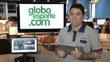 Confira os destaques do GloboEsporte.com (02-05-17) - Confira os destaques do GloboEsporte.com (02-05-17) com o redator Afonso Diniz.