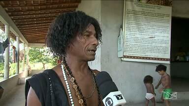 Três índios permanecem internados em São Luís após confronto - Três índios permanecem internados em São Luís em decorrência do confronto com moradores do povoado Baías, em Viana-MA, no último domingo (30).