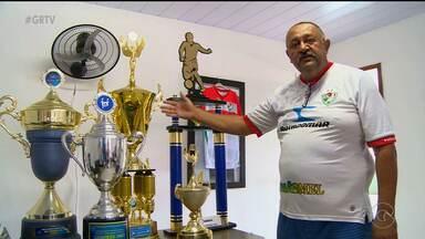 Salgueiro disputa primeiro jogo da final do campeonato pernambucano neste domingo (7) - Veja o resumo da história do Carcará.