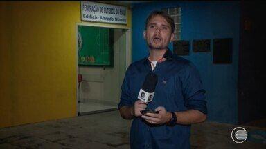 TJD julga caso de irregularidade denunciada no jogo Piauí e River-PI - TJD julga caso de irregularidade denunciada no jogo Piauí e River-PI