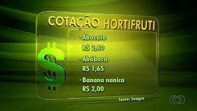 Momento do agronegócio: veja a cotação do preço de frutas e verduras - Momento do agronegócio: veja a cotação do preço de frutas e verduras