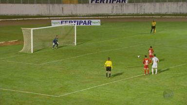 Com gol no último minuto, Boa Esporte bate o Tupynambás e assume a liderança do Módulo 2 - Com gol no último minuto, Boa Esporte bate o Tupynambás e assume a liderança do Módulo 2