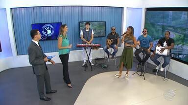 Ju Moraes fala sobre campanha contra a violência e toca ao vivo no BMD - Confira as novidades da artista.