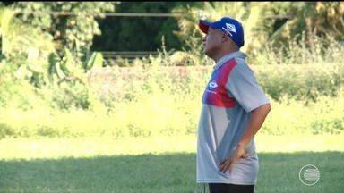 Piauí aposta na experiência do técnico para derrotar River-PI - Piauí aposta na experiência do técnico para derrotar River-PI