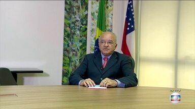 TSE cassa os mandatos do governador e do vice-governador do Amazonas - José Mello, do Pros, e o vice, Henrique Oliveira, do Solidariedade, são acusados de compra de votos. As informações foram reveladas pelo Fantástico.
