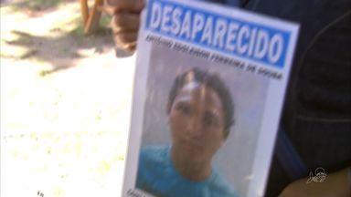 CETV realiza mutirão em busca de pessoas desaparecidas - CETV realiza mutirão em busca de pessoas desaparecidas