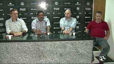Central apresenta três jogadores para a Série D do Brasileiro - Goleiro Marcelo Bonan, volante Agenor e o zagueiro Fábio Silva, vestiram a camisa alvinegra no Lacerdão e vão reforçar a Patativa na competição.
