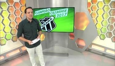 Bloco 2 - Globo Esporte CE - 04/05/2017 - Bloco 2 - Globo Esporte CE - 04/05/2017