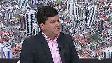 Calendário de abastecimento, canos e esgotos estourados são reclamação em Caruaru - Gerente Regional da Compesa fala sobre o assunto.
