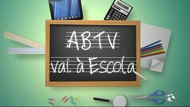 'ABTV Vai à Escola' desta quinta-feira (4) é no Arnaldo Assunção - Escola conta com projetos culturais e musicais.