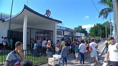 Ingressos para final do Campeonato Sul-Mato-Grossense em Corumbá se esgotam em 20 minutos - No primeiro dia da venda, os 4 mil ingressos para o jogo entre Corumbaense e Novo se esgotaram rapidamente.
