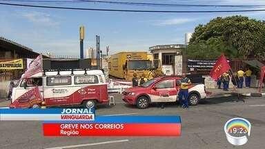 Paralisação parcial dos Correios dura 8 dias - Empresa apresentou nova proposta aos funcionários.